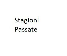 Stagioni Passate (1)